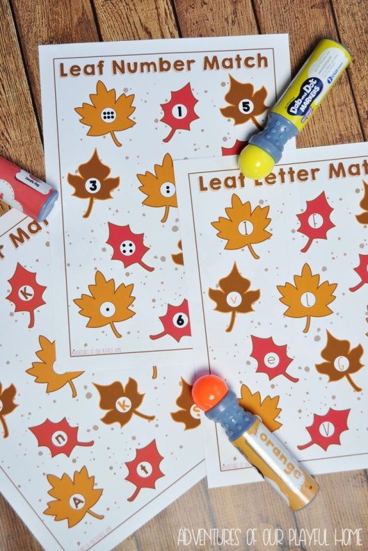 leaf-match-activity-sheet-3
