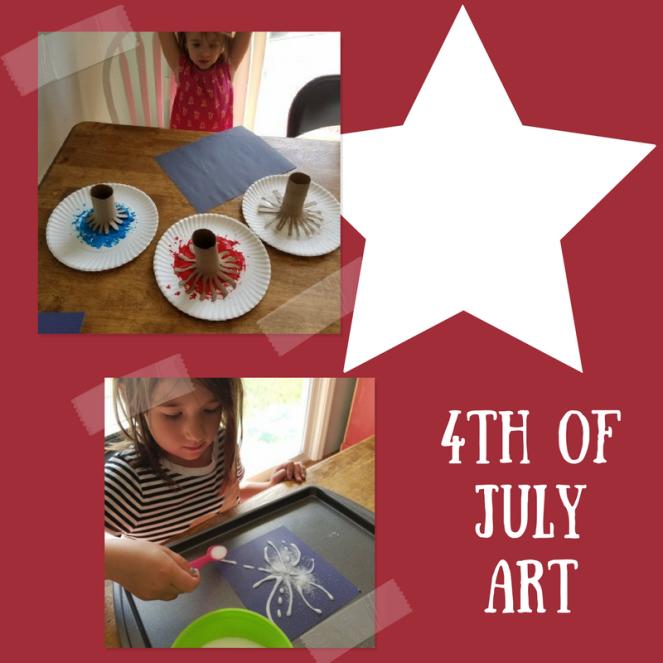 4th of July Art