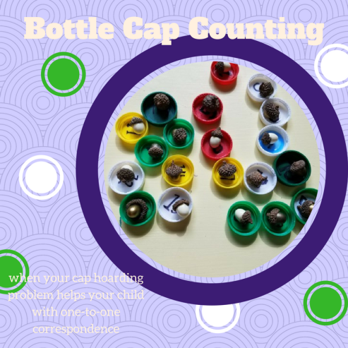 Bottle Cap Counting